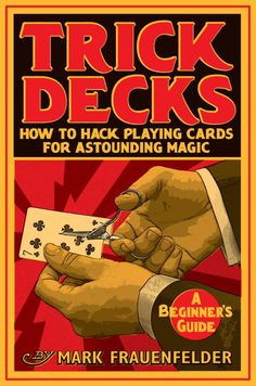 Decks you can make yourself for performing magic tricks.