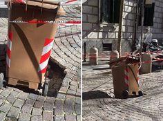 """""""Al Vomero aumenta di giorno in giorno le strade e le piazze afflitte da problemi legati alla carenza di manutenzione."""