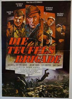 The Devil's Brigade (1968) [Die Teufelsbrigade]