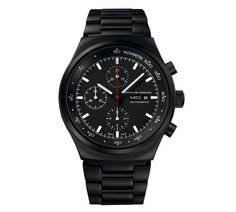Reissue 1972 Porsche Design P6510 Black Chronograph, my favorite watch of all time, it has inspired my design career