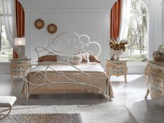 Romantyczna sypialnia, dekoracje do sypialni, jak urządzić sypialnię. Zobacz więcej na: https://www.homify.pl/katalogi-inspiracji/95037/romantyczna-sypialnia-12-niepowtarzalnych-inspiracji