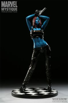 Mystique Premium Format Figure - Sideshow Collectibles - SideshowCollectibles.com