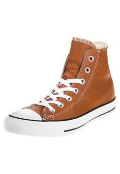 Ein Klassiker, der in deinem Schrank einfach nicht fehlen darf. Converse CHUCK TAYLOR ALL STAR HI - Sneaker high - auburn für 89,95 € (26.10.14) versandkostenfrei bei Zalando bestellen.