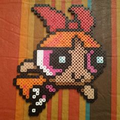 PPG Blosssom hama beads by  demasiado_pronto_