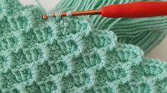 Crochet For Beginners Blanket, Baby Blanket Crochet, Crochet Baby, Knit Crochet, Free Crochet, Easy Baby Blanket, Crochet Hooks, Crochet Stitches Patterns, Stitch Patterns