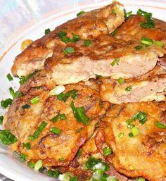 Куриная печень в сметанно-чесночном кляре | Школа вкуса - вкусные кулинарные рецепты