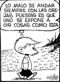 Mafalda - (Quino)                                                       …