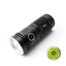 ThruNite TN4A NW 1150Lumen XP-L V6 LED Flashlight powered by 4 AA batteries