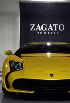Lamborghini 5-95 by Zagato-- @LadyLuxeJewels