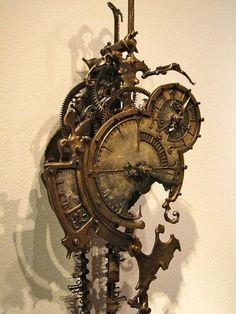 35 Cool Steam punk Art Ideas Which Will Blow Your Mind