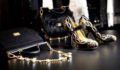 #dolcegabbana FW13 accessories.