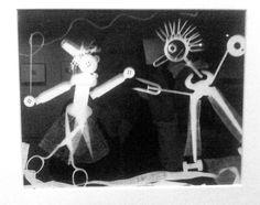 cheeky puppets. Bauhaus at the Barbican