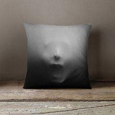 """The Screaming Face"" Pillow Case by wfrancisdesign on Etsy. Creepy and disturbing, what's not to like? (Disclaimer: wouldn't actually have in the house, other than maybe Halloween) Creepy Halloween, Holidays Halloween, Halloween Crafts, Halloween Decorations, Halloween Party, Halloween Ideas, Halloween Stuff, Modern Halloween Decor, Halloween Room Decor"