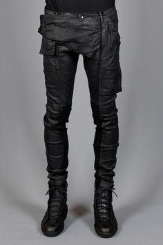 Rick Owens Black Pants
