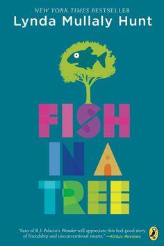 Fish in a Tree by Lynda Mullaly Hunt // #MGCarousel #middlegrade #MGLit #IReadMG #kidlit