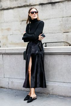 Habitually Chic® » Giorgia Tordini's Street Style Evolution