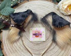 Dog Ears Headband, Mickey Mouse Ears Headband, Horn Headband, Ear Headbands, Silver Tabby Cat, Grey Tabby Cats, Grey Kitten, Black And White Kittens, Cute Black Cats
