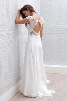 Marie Laporte, collection 2015 » Mariage.com - Robes, Déco, Inspirations, Témoignages, Prestataires 100% Mariage