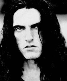 Peter Steele, now deceased, was the frontman for my favorite boy band, 'type o negative'.