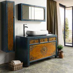 bathroom vanity kasten badkamer spiegels nieuwe chinese meubels combinatie locker opbergkast(China (Mainland))