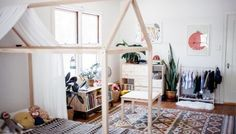 a nursery tour on apartment therapy!