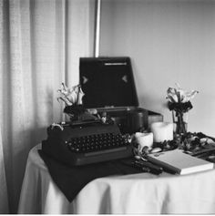 typewriter for letters to b