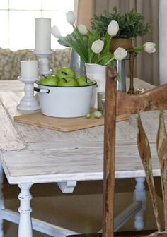 Dining Room Centerpiece On Pinterest Dining Rooms Dining Room Table Center