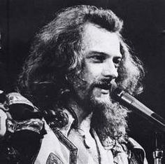 Ian Anderson of Jethro Tull. Perhaps one of the most beautifully-ugly people ever to grace a concert stage. You'll see echoes of him in Rex (Bad Angels) Jasper (Black Wolf) and Coco. (Voodoo You Love?) He's magic, mayhem and bawdy lust.