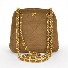 4e989ef8bc8a Vintage Chanel Matrasse Bag #Chanelhandbags Chanel Purse, Chanel Handbags, Chanel  Chanel, Saint