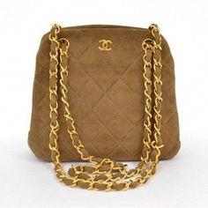 f6fcc40516909c Vintage Chanel Matrasse Bag #Chanelhandbags Chanel Purse, Chanel Handbags, Chanel  Chanel, Saint