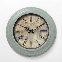 Heaven Sends Atlas Wall Clock