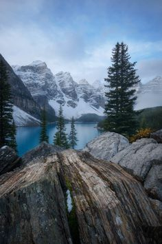 Valley of the Ten Peaks (Banff, Alberta) by Adam Gibbs / 500px