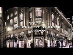 Christopher Bailey Introduces Burberry 121 Regent Street, London