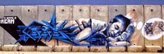 """I Have A Dream'  Mural on separation barrier  Palestine"