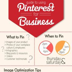 By now, almost every marketer has heard of Pinterest and seen the statistics on why it will be a game changer in the world of social networking. Presented in this infographic are a few helpful ideas to guide you when developing a Pinterest marketing plan.  Less focused on explaining why you should join the network, this #infographic details how you should be using #Pinterest for #Business. Via socialmediatoday.