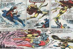 Batalha contra os X-mens