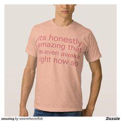 ($27.30) Amazing T-Shirt