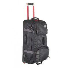 De @thenorthface Longhaul 30 inch #reistas biedt ruimte aan al uw bagage, dankzij een inhoud van 88 liter en de vele opbergvakken. #dws