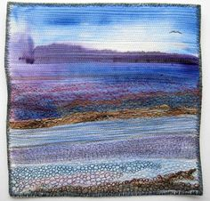 art quilts fusible collage - Google Search