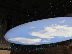 Stretch ceiling / Sufit napinany Zawiercie