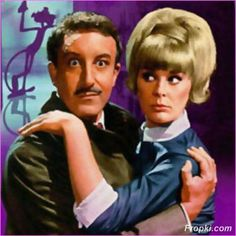 A Shot in the Dark...and all the other Peter Sellers Pink Panther movies