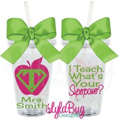 I Teach. What's Your Superpower? Tumbler
