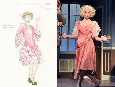 Costume Design: The Drowsy Chaperone