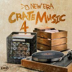 DJ New Era - Crate Music 4 (Fitted Cap Low Hip Hop Radio)