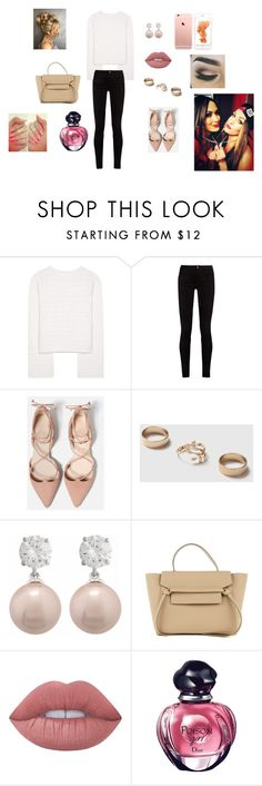 """Backstage w / the bellas"" by annaconley on Polyvore featuring See by Chloé, Gucci, Dorothy Perkins, Jankuo, Lime Crime, Christian Dior and WWE"