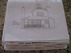 House Planning Binder