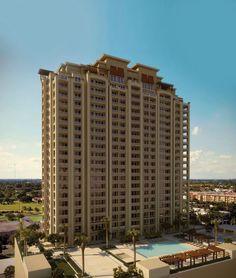Gulfstream Park Tower / 901 S. Federal Highway / Hallandale Beach, FL / Para más información http://evpo.st/1CPM27L