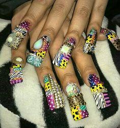 Sinaloa nails