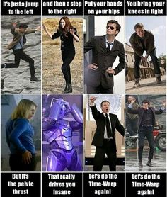 Ok, there is a Doctor Who parody with this song! Look up the Hillywood show doctor who parody! Doctor Who, 11th Doctor, Rose Tyler, David Tennant, Dr Who, Supernatural, Haha, The Rocky Horror Picture Show, Don't Blink