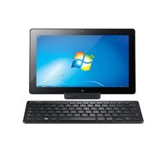 Samsung Serie 7 Slate PC, un po' tablet e un po' notebook